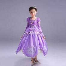 CY 9109 MUSLIMAH MUSLIM DISNEY PRINCESS DRESS COSTUME RAPUNZEL