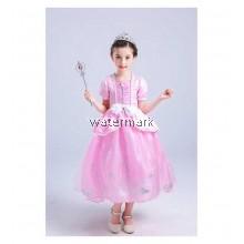 CY 3356 MUSLIMAH MUSLIM DISNEY PRINCESS DRESS COSTUME LITTLE MERMAID