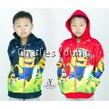 CY 181104 JACKET SWEATER DISNEY KID CHILDREN DESPICABLE ME MINION  / JACKET SWEATER BUDAK