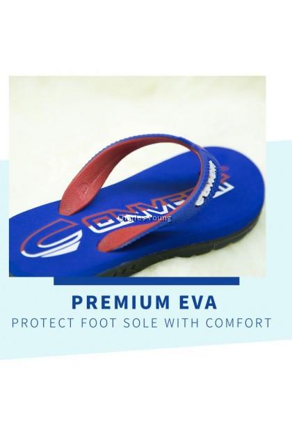 CY 776-10 SIGNATURE EVA CHILDREN KID BREATHABLE SLIP ON COMFORT BEACH SANDAL / SELIPAR BUDAK