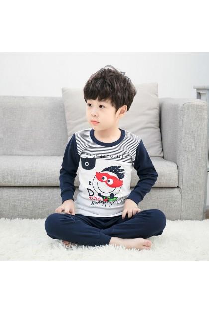CY 162568 CHILDREN SUIT PASANG BUDAK PYJAMAS JIDA 100-160