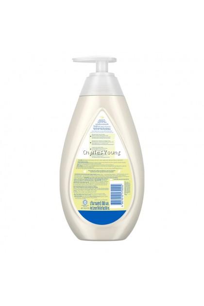 Johnson's® Cotton Touch™ Top-To-Toe™ Bath 200ml 500ml