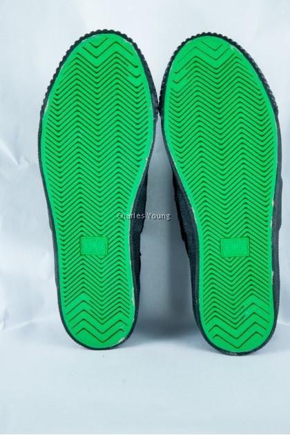 100% Original Nanyang 205 Sepak Takraw Shoe | Kasut Sepak Takraw Nanyang Black / Brown