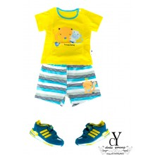 CY-16213,CHILDREN,BABY,CARTOON,SUIT,SHIRT,PANT
