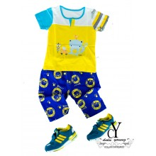 CY-16211,CHILDREN,BABY,CARTOON,SUIT,SHIRT,PANT,