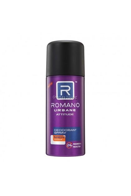 Romano Urbane Spirit Deodorant Spray (150ml)