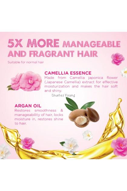 SUNSILK  Smooth & Manageable Shampoo 70ML 160ML 320ML 650ML
