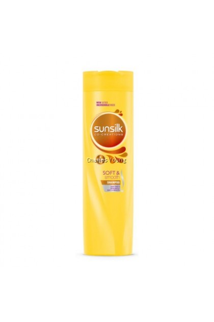 SUNSILK Soft & Smooth Shampoo 160ML 320ML 650ML