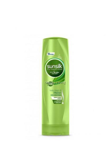 SUNSILK Lively Clean & Fresh Conditioner (160ML)