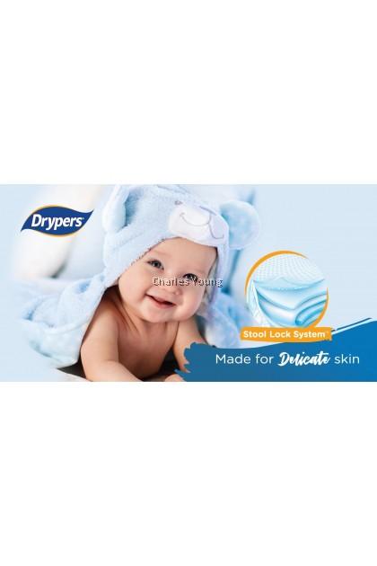 Drypers Wee Wee Dry  M(20pcs) / L(18pcs) / XL(16pcs) / XXL(14pcs)