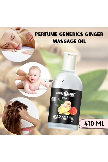 Perfume Generics Ginger Massage Oil ( 410ml)