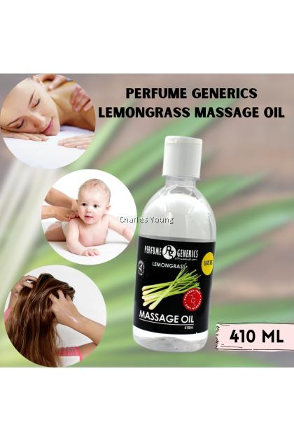 Perfume Generics Lemongrass Massage Oil ( 410ml)