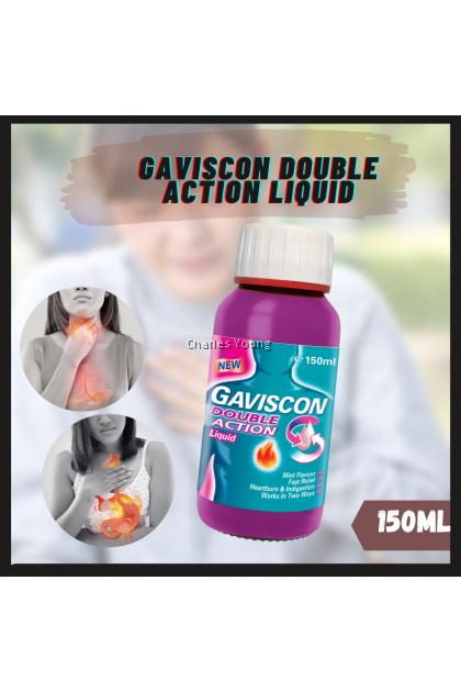 GAVISCON Double Action Liquid (150ml)