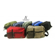 CY 8013 WATERPROOF PORTER HEAD YOSHIDA CLUTCH  SLING  HANDBAG BAG