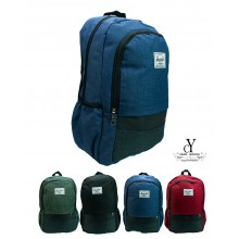 CY 001 LEISURE TRAVEL CASUAL  TRENDY LAPTOP SCHOOL BAG SEKOLAH HERSCHEL