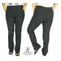 CY 3722 CASUAL WOMAN  SLACK OFFICE PANTS PLUS BIG SIZE 4XL 5XL