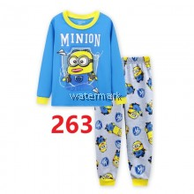 CY 146933 CHILDREN KID PYJAMAS SLEEPWEAR DISNEY CARTOON MINION B