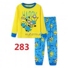 CY 146935 CHILDREN KID PYJAMAS SLEEPWEAR DISNEY CARTOON MINION D