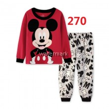CY 146930 CHILDREN KID PYJAMAS SLEEPWEAR DISNEY CARTOON MICKEY MOUSE C