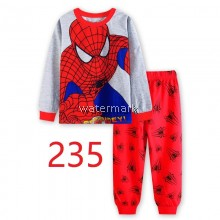 CY 146922  CHILDREN KID PYJAMAS SLEEPWEAR DISNEY CARTOON SPIDERMAN B