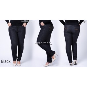 CY 1907 WOMAN CASUAL PANTS BIG PLUS SIZE SELUAR SIZE BESAR 3XL 4XL 5XL 6XL