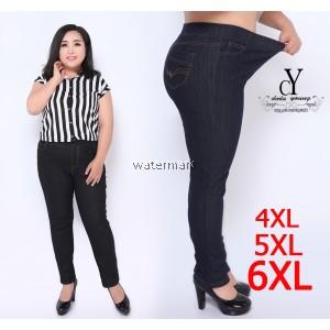 CY 3388 WOMAN CASUAL PANTS BIG PLUS SIZE SELUAR SIZE BESAR 3XL 4XL 5XL 6XL