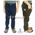 CY H7113 CASUAL CHILDREN BOY GIRL KID LONG COTTON  CARGO PANT