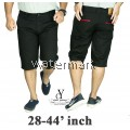 CY  Y3038 MAN CASUAL PLUS BIG SIZE  BESAR SHORT BERMUDA PANT 7XL 8XL
