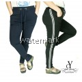 CY 11501 WOMAN CASUAL SPORT JOGGER PANTS BIG PLUS SIZE SELUAR SIZE BESAR