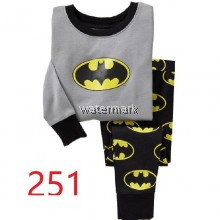 CY 146920  CHILDREN KID PYJAMAS SLEEPWEAR DISNEY CARTOON BATMAN C