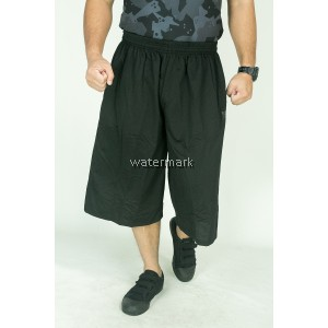 CY 2406 PLUS SIZE KPOP EXERCISE GYM BASKETBALL SHORT PANT BESAR