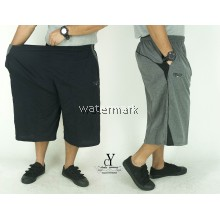 CY 2409 PLUS SIZE KPOP EXERCISE GYM BASKETBALL SHORT PANT BESAR
