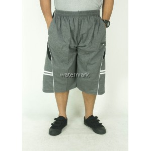 CY 2094 PLUS SIZE KPOP EXERCISE GYM BASKETBALL SHORT PANT BESAR