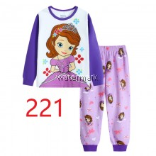 CY 146911 CHILDREN  SUIT PASANG BUDAK PYJAMAS DISNEY DORA
