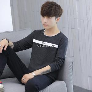 CY W004 MAN SWEATER KNITTED KPOP CASUAL OFFICE WEAR KOREAN SHIRT