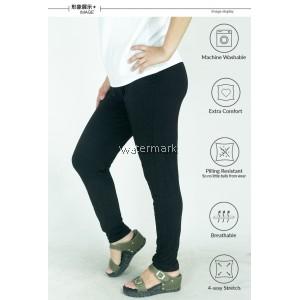 CY 1021 PLUS SIZE WOMAN LEGGING PANT / LEGGING PEREMPUAN SIZE BESAR