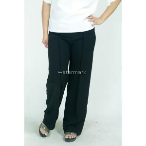 CY 1008 WOMAN CULOTTE STRAIGHT BOTTOM LONG PANTS / SELUAR PANJANG OFFICE WANITA