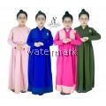 CY 644 PLUS SIZE GIRL KID JUBAH DRESS MUSLIMAH / JUBAH KURUNG  BUDAK PEREMPUAN