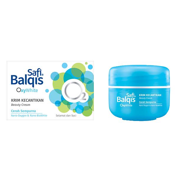 SAFI BALQIS OXYWHITE BEAUTY CREAM 16G