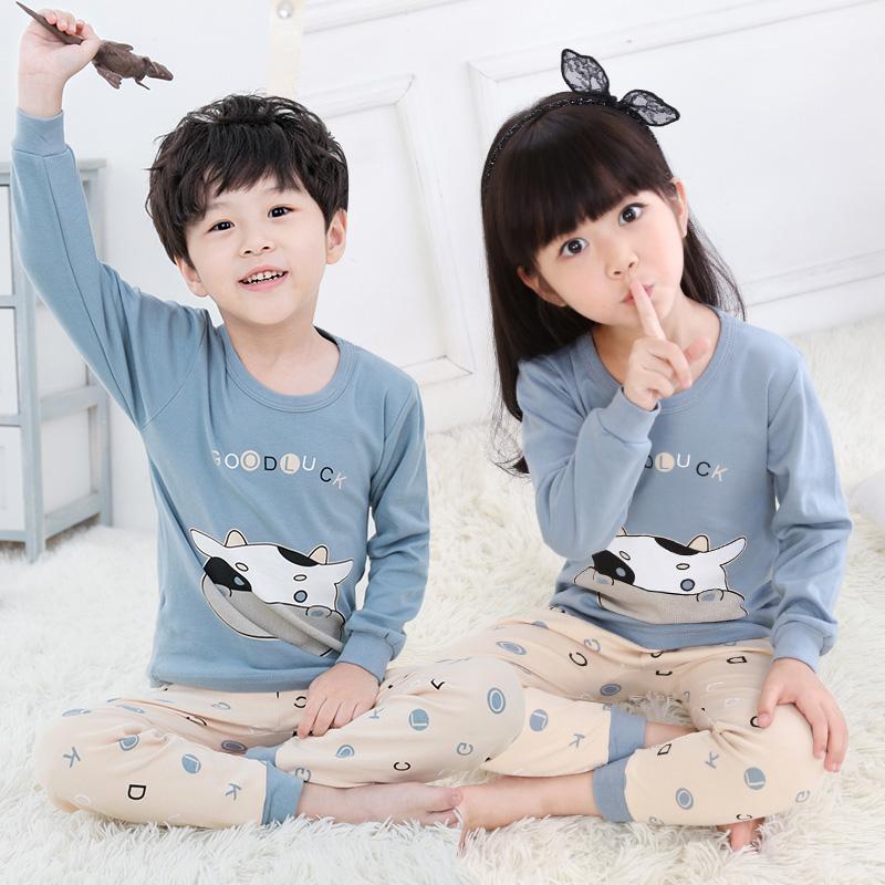 CY 162561 CHILDREN SUIT PASANG BUDAK PYJAMAS GOOD LUCK 100-160