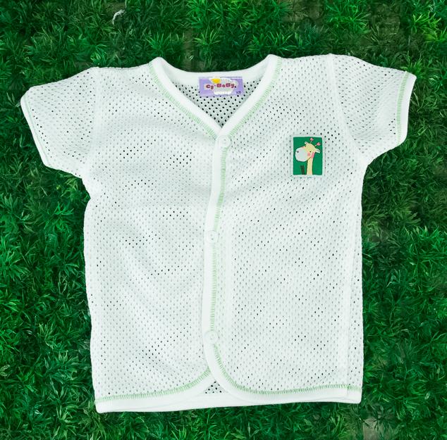 CY-NKNB2-6 NEW BORN BABY SUIT SET  SHIRT LONG PANT COTTON