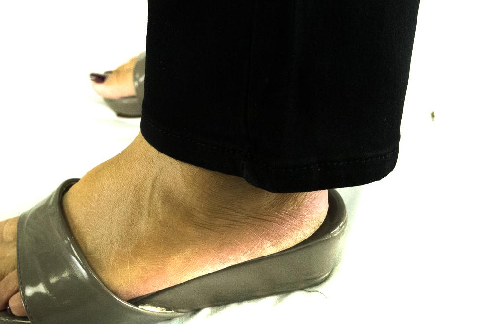 CY-871-A WOMAN CASUAL PANTS,BIG SIZE SELUAR SIZE BESAR XXXL XXXXL