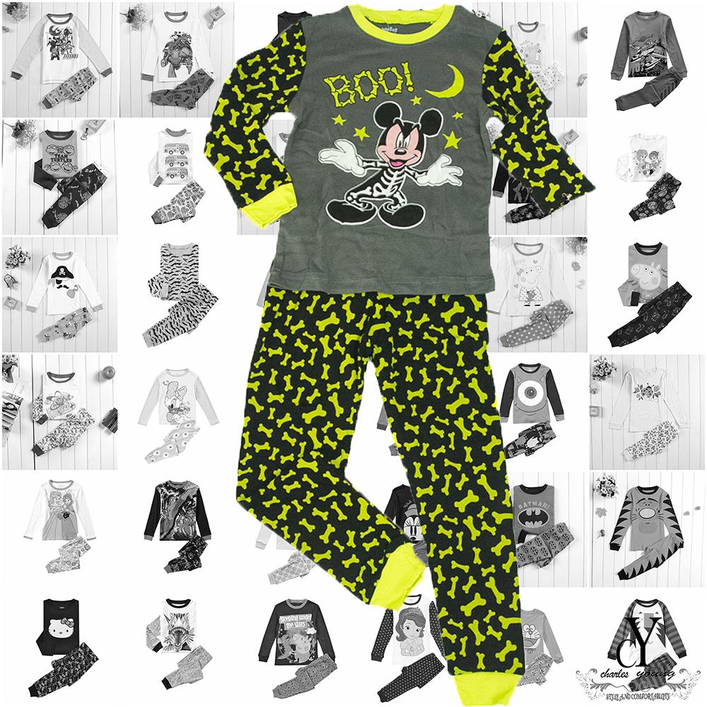 cy pa0014 144107 pyjamas sleepwear baju tidur disney mickey mouse halloween