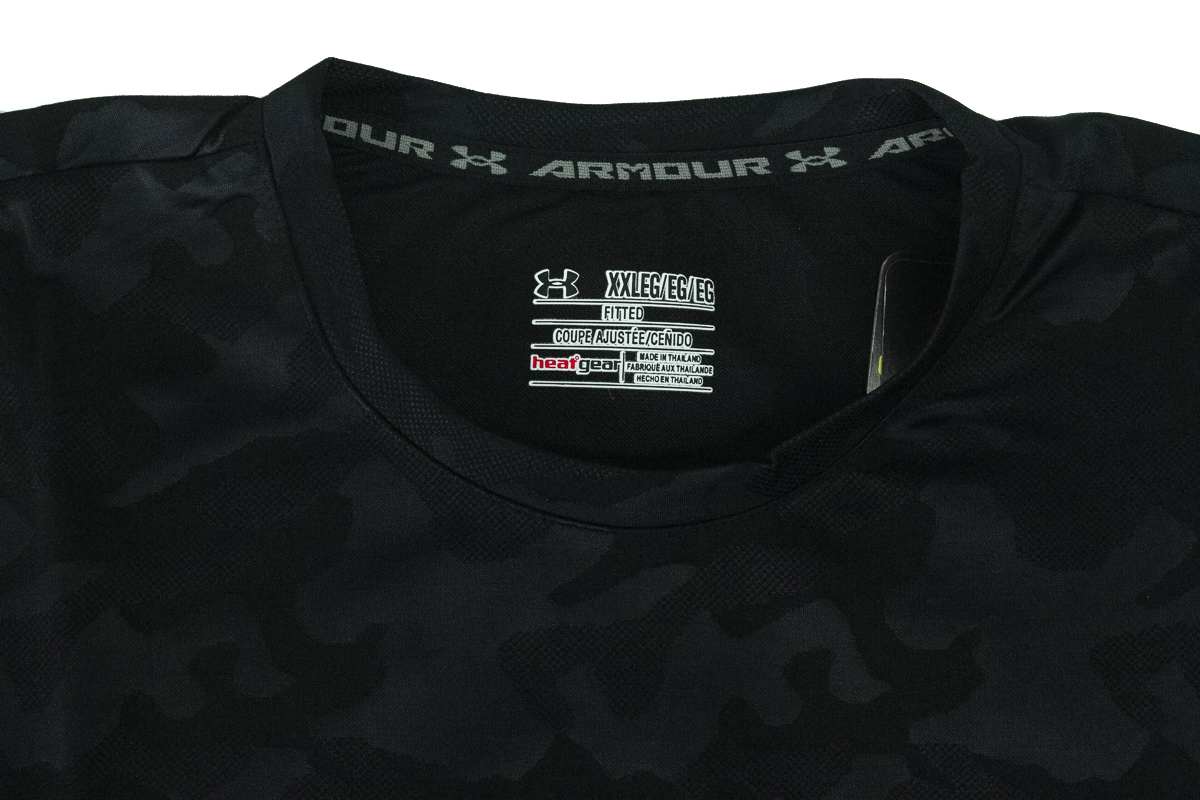 CY 007 COMPRESSION QUICK DRY GYM WORKOUT EXERCISE MARATHON UNDER ARMOUR ARMY SHIRT
