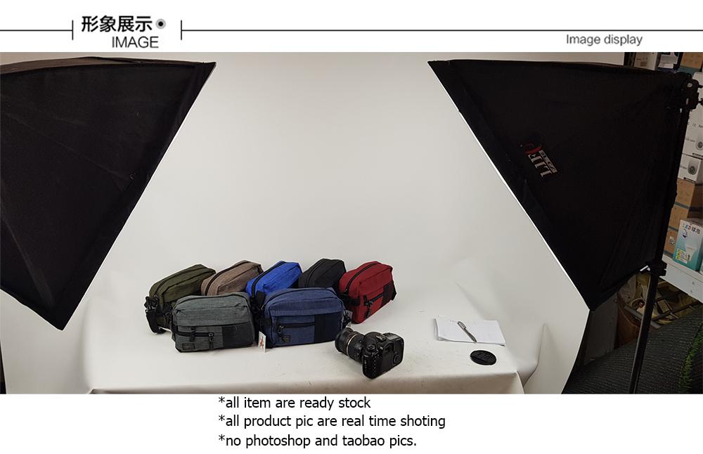 CY 8013 WATERPROOF PORTER HEAD YOSHIDA CLUTCH  SLING  HANDBAG BAG