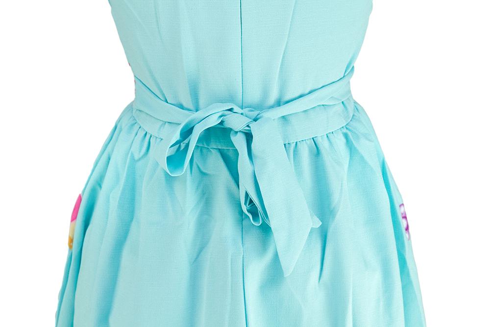 CY 8266 DISNEY PRINCESS DRESS HELLO KITTY