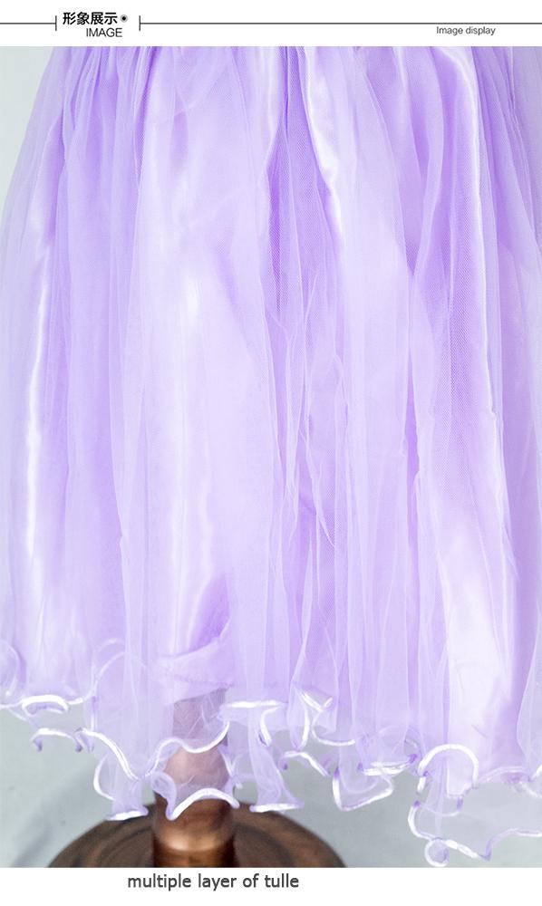CY 8253 DISNEY PRINCESS DRESS FROZEN ANNA ELSA