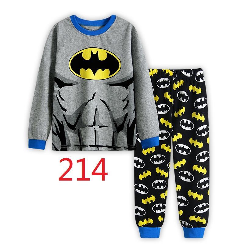 CY 146919  CHILDREN KID PYJAMAS SLEEPWEAR DISNEY CARTOON BATMAN B