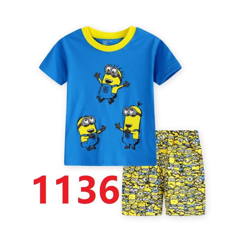 CY 149226 CHILDREN SUIT PASANG BUDAK DISNEY MINION DESPICABLE ME