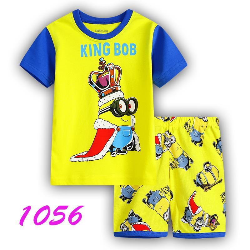 CY 149236 CHILDREN  SUIT PASANG BUDAK SHORT LEGO DISNEY MINION DESPICABLE ME